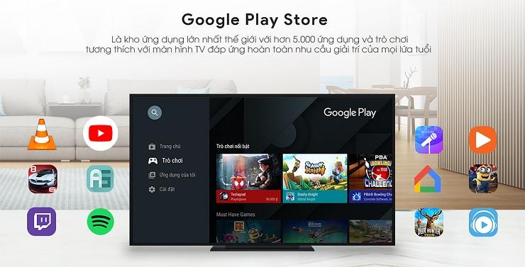 googleplay fpt play box